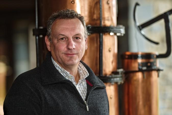 Thierry Verhoeven - Créateur de Cala Kumquat Spirits